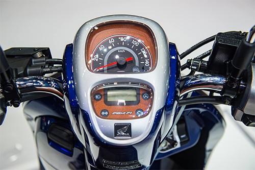 Honda Scoopy-i thế hệ mới giá từ 1.400 USD tại Thái Lan ảnh 5