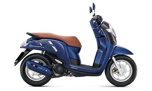 Honda Scoopy-i thế hệ mới giá từ 1.400 USD tại Thái Lan ảnh 1