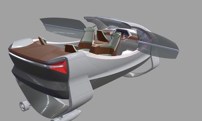 Pháp thử nghiệm taxi bay trên nước ảnh 6