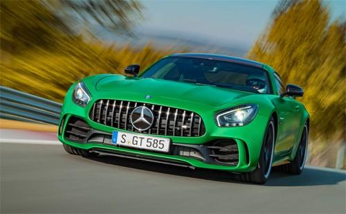 Mercedes-AMG GT R - siêu phẩm đường đua 157.000 USD ảnh 1