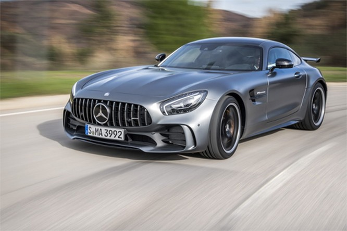 Mercedes-AMG GT R - siêu phẩm đường đua 157.000 USD ảnh 2