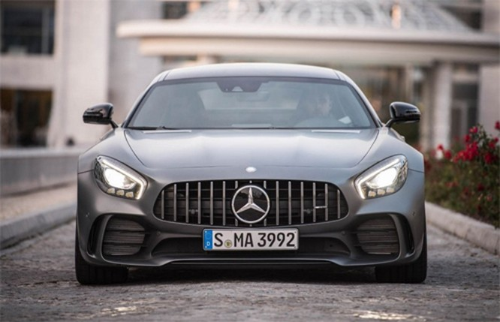 Mercedes-AMG GT R - siêu phẩm đường đua 157.000 USD ảnh 3