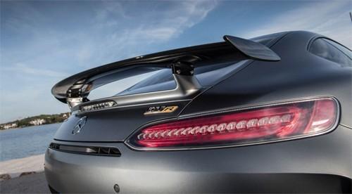 Mercedes-AMG GT R - siêu phẩm đường đua 157.000 USD ảnh 5