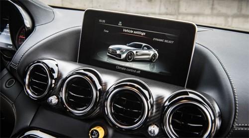 Mercedes-AMG GT R - siêu phẩm đường đua 157.000 USD ảnh 7