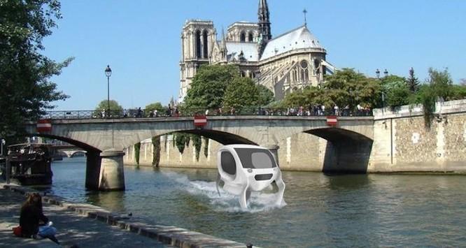 Pháp thử nghiệm taxi bay trên nước ảnh 2
