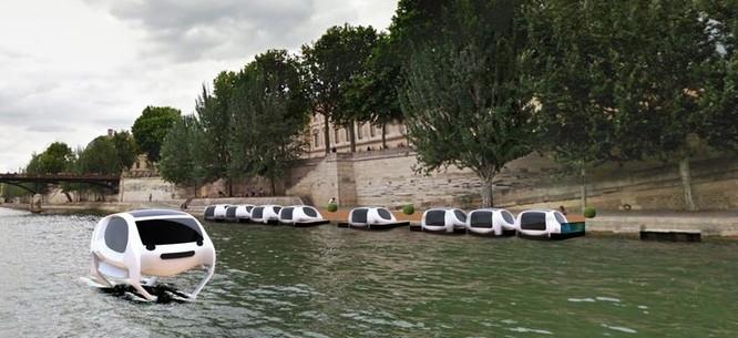 Pháp thử nghiệm taxi bay trên nước ảnh 7