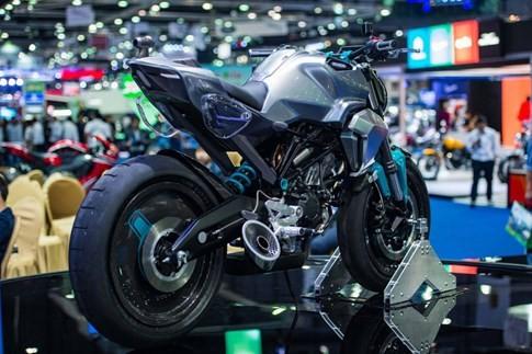 Tương lai nào đợi chờ chiếc mô tô 150cc đốn triệu trái tim của Honda ảnh 2