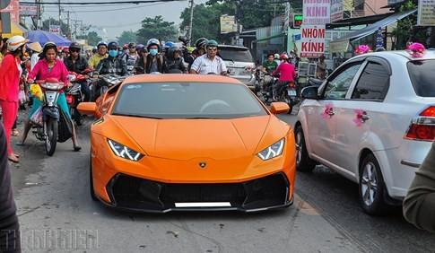Siêu bò Lamborghini Huracan độ Vorsteiner chất nhất Việt Nam ảnh 8