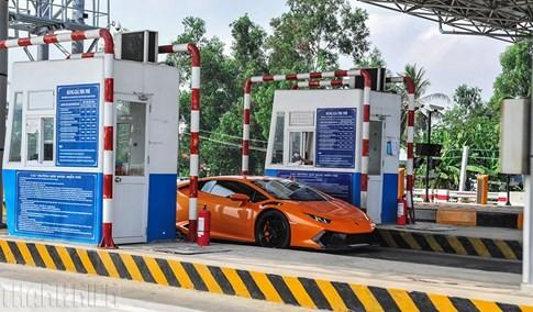 Siêu bò Lamborghini Huracan độ Vorsteiner chất nhất Việt Nam ảnh 7