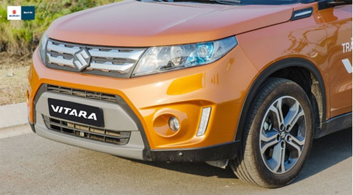 Suzuki Vitara 2016 - đối thủ nặng ký trong phân khúc SUV đô thị ảnh 1