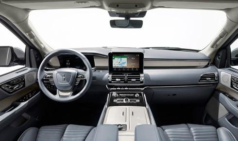 Lincoln Navigator 2018 - 'khủng long' Mỹ ảnh 4
