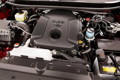 Toyota nâng cấp Land Cruiser Prado cạnh tranh Mitsubishi Pajero ảnh 3
