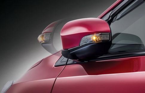 Toyota trang bị camera 360 độ, cho bản nâng cấp của Vios ảnh 3