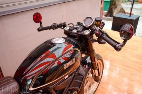 Ducati Scambler tại Việt Nam tăng 'chất chơi' với bản Cafe Racer ảnh 3