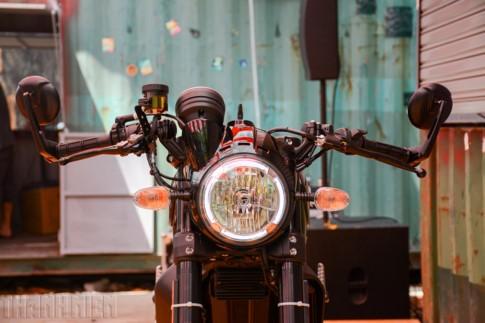 Ducati Scambler tại Việt Nam tăng 'chất chơi' với bản Cafe Racer ảnh 4