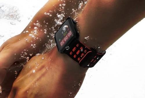 Bản sao Apple Watch của Xiaomi, pin dùng 30 ngày ảnh 1