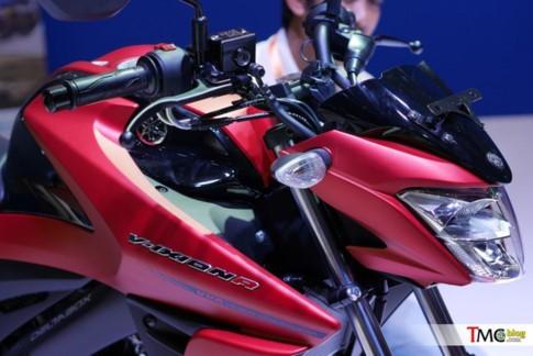 Yamaha V-Ixion 2017 ra mắt đối đầu Honda CB150 ảnh 2