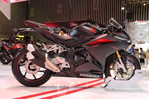 Sportbike Honda CBR250RR 2017 đầu tiên về Việt Nam ảnh 4