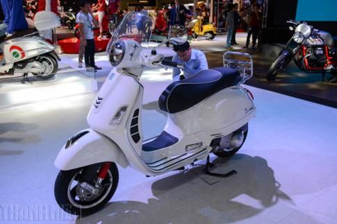 5 xe tay ga nổi bật nhất Triển lãm mô tô xe máy VN 2017 ảnh 4