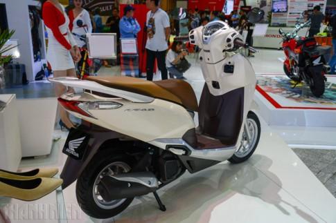 5 xe tay ga nổi bật nhất Triển lãm mô tô xe máy VN 2017 ảnh 3