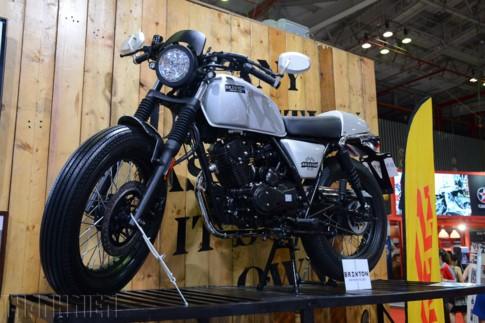 Sản xuất tại Trung Quốc, mô tô Brixton gán mác 'xe Tây' vào Việt Nam ảnh 2