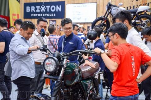 Sản xuất tại Trung Quốc, mô tô Brixton gán mác 'xe Tây' vào Việt Nam ảnh 4