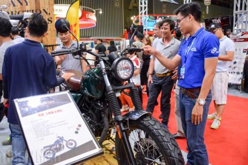 Sản xuất tại Trung Quốc, mô tô Brixton gán mác 'xe Tây' vào Việt Nam ảnh 3