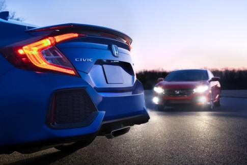 Honda Civic Si 2017 chính thức bán ra ảnh 1