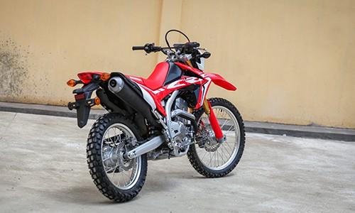 Honda CRF250L bản 2017 giá 8.500 USD đầu tiên về Việt Nam ảnh 5