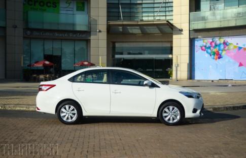 Xe bán chạy Toyota Vios cũng phải giảm giá để kéo khách ảnh 1