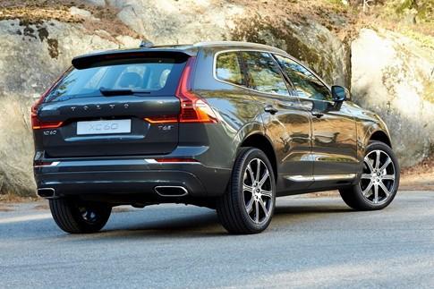 Volvo XC60 2018 chốt giá 41.500 USD, cạnh tranh Audi Q5, Mercedes GLC - ảnh 3