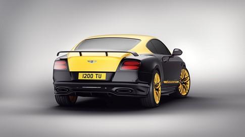 Cận cảnh Continental 24, coupe siêu sang hiếm có từ Bentley - ảnh 3