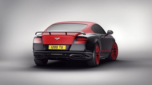 Cận cảnh Continental 24, coupe siêu sang hiếm có từ Bentley - ảnh 5
