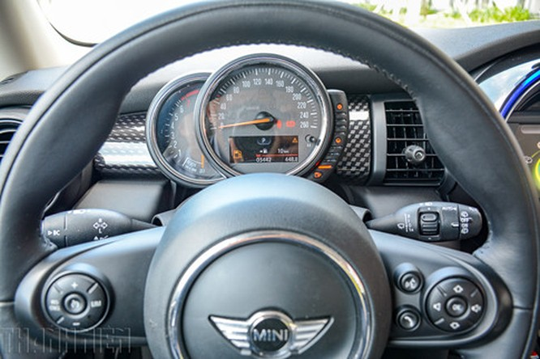 MINI Cooper S, xe chơi đúng nghĩa - ảnh 19