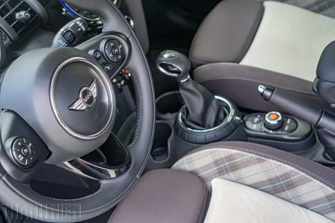 MINI Cooper S, xe chơi đúng nghĩa - ảnh 18