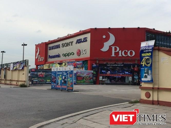 """""""Xẻ thịt"""" sân bay Bạch Mai thành sân tập golf, khách sạn, siêu thị điện máy, quán bia ảnh 8"""