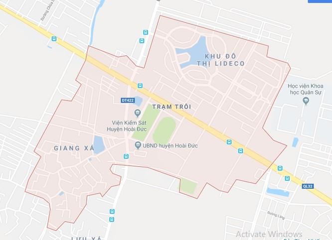 Hà Nội quy hoạch Trung tâm thị trấn Trạm Trôi quy mô 112ha ảnh 1