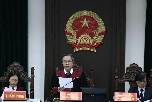 Tuyên phạt ông Trần Việt Tân 36 tháng tù, ông Bùi Văn Thành 30 tháng tù ảnh 1