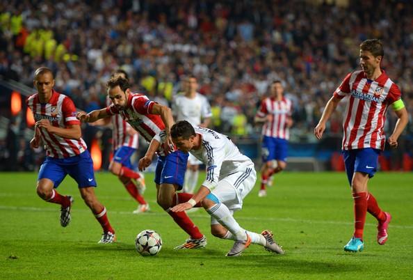 Atletico Madrid - Nỗi ám ảnh mang tên Cristiano Ronaldo ảnh 2