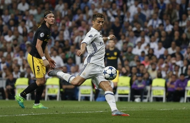 Atletico Madrid - Nỗi ám ảnh mang tên Cristiano Ronaldo ảnh 1