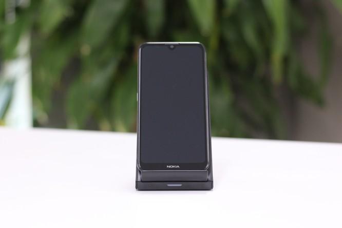 Màn hình giọt nước trên chiếc Nokia 2.2