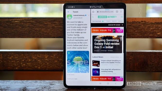 Samsung Galaxy Fold có phải là một chiếc máy tính bảng tốt? ảnh 4