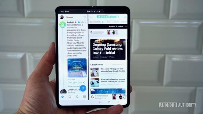 Samsung Galaxy Fold có phải là một chiếc máy tính bảng tốt? ảnh 3
