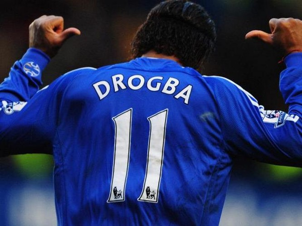 Hồi ức bóng đá: Didier Drogba - Voi rừng Châu Phi ảnh 4