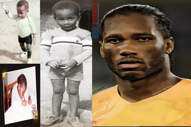 Hồi ức bóng đá: Didier Drogba - Voi rừng Châu Phi ảnh 1