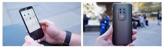 """Đánh giá Motorola One Zoom - Đối thủ """"nặng ký"""" trong phân khúc giá rẻ ảnh 2"""