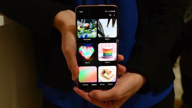 Cập nhật giao diện mới thú vị trên chiếc Samsung Galaxy S10 ảnh 3