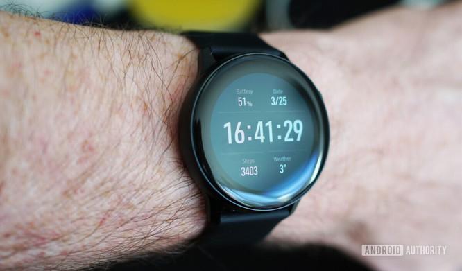 Top 4 mẫu đồng hồ Fitness tốt nhất của Samsung ảnh 2
