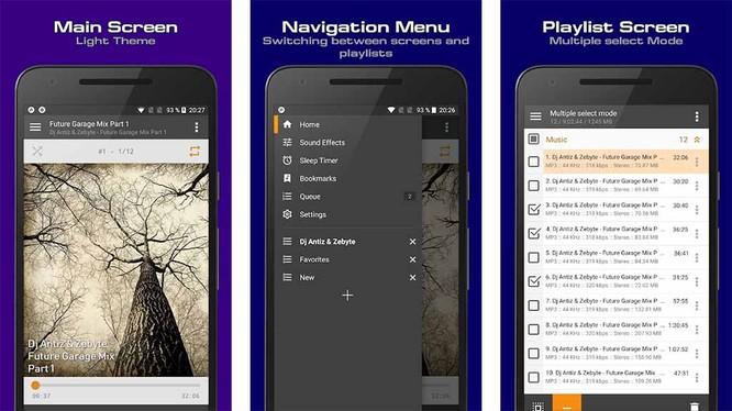 Top 10 ứng dụng nghe nhạc tốt nhất trên Android ảnh 1