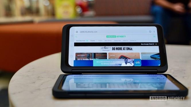 Đánh giá LG G8X ThinQ: Mẫu điện thoại gập khác biệt ảnh 1